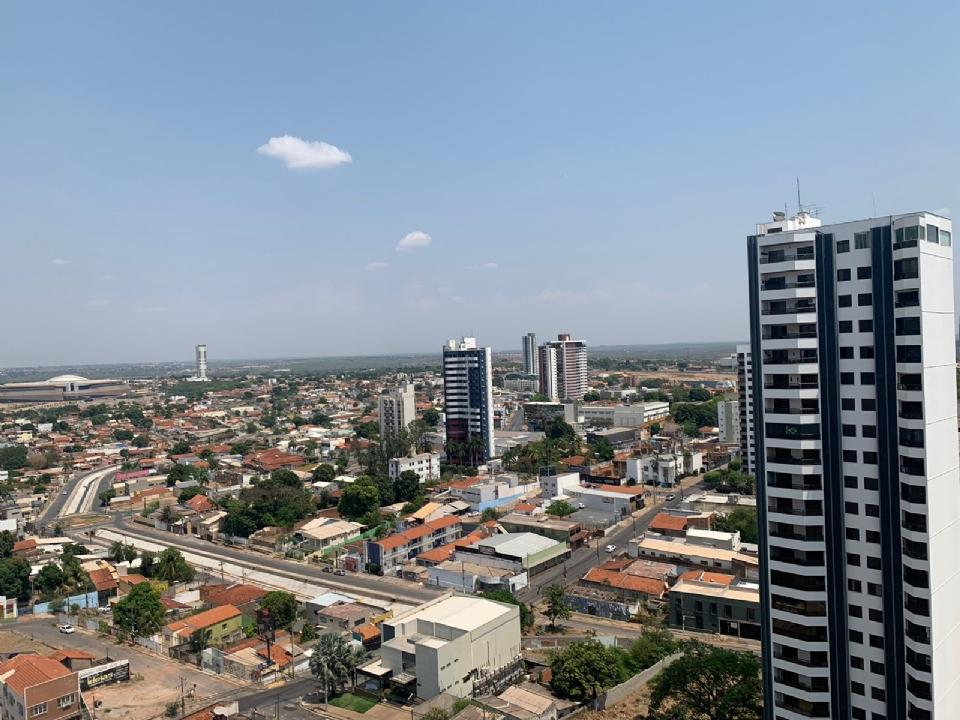 Mato Grosso pode ter temporais ao longo deste domingo, aponta previsão