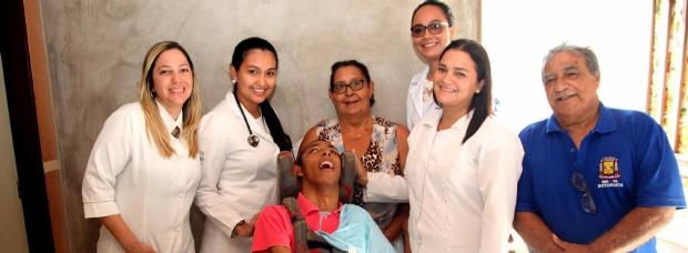Programa reforça o atendimento domiciliar para pacientes da rede SUS