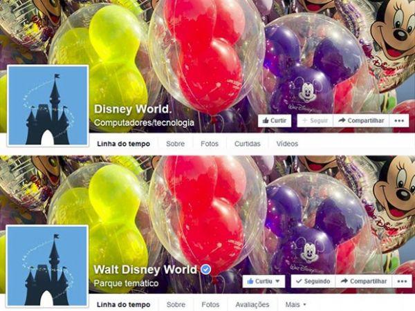 Falsa promoção da Disney engana milhares de usuários no Facebook