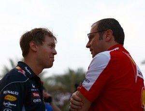 Ferrari admite que título de Alonso é quase impossível