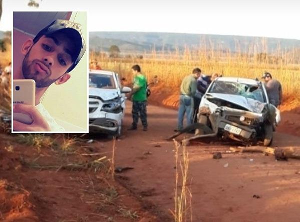 Filho de presidente de Conselho Municipal de Turismo morre em acidente