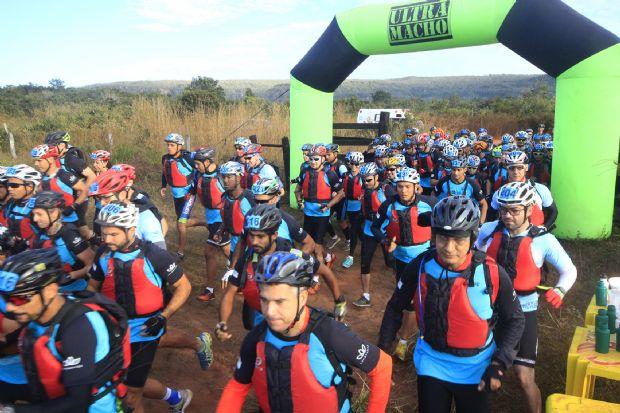Lago do Manso recebe etapa do 'Circuito Ultramacho'; mais de 1.500 inscritos
