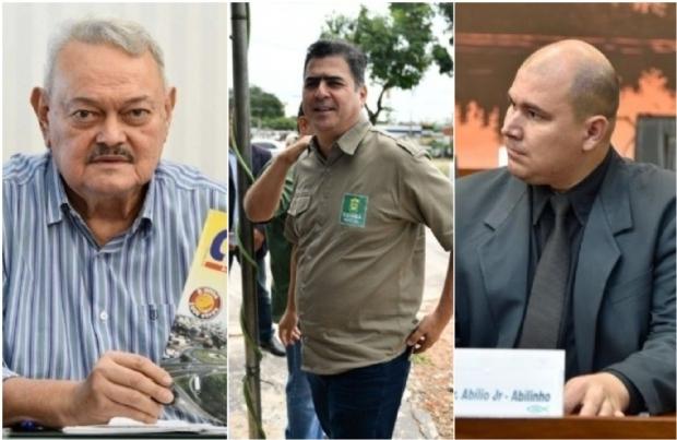 Emanuel segue em primeiro e Abílio ultrapassa Roberto França na corrida à Prefeitura de Cuiabá