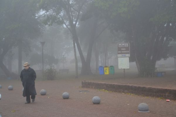 Temperatura pode cair para 18ºC em Chapada; Cuiabá pode ter 22ºC no feriado