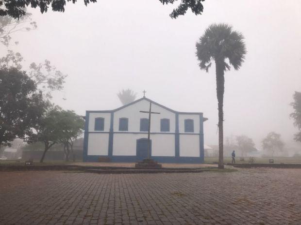Termômetros podem chegar a 8ºC em Cuiabá e 2ºC em Chapada nos próximos dois dias