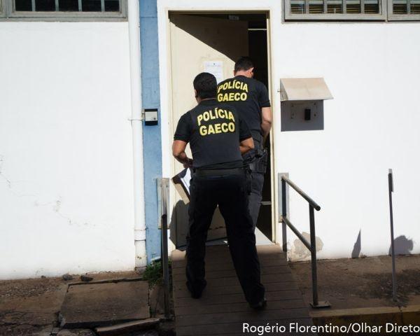 Quadrilha alvo do Gaeco atuava no ramo da agiotagem há dez anos; Veja lista de presos