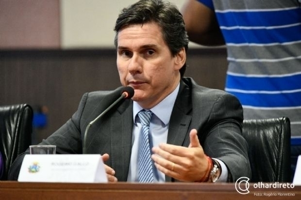 Secretário volta a culpar Petrobras por alta nos combustíveis em Mato Grosso: