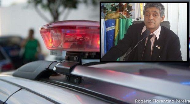 Ex-presidente de Câmara Municipal é executado com tiros na cabeça dentro de casa