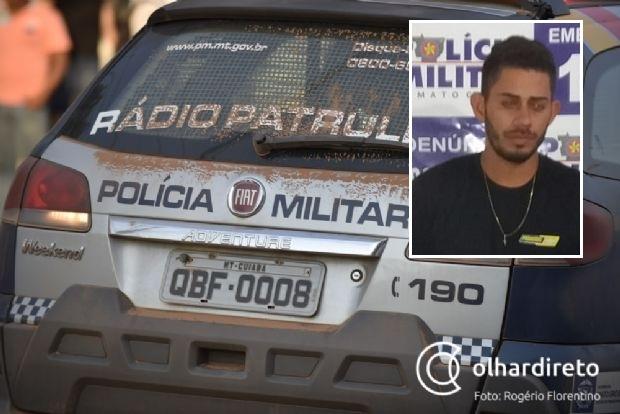 """Motorista embriagado é preso ao fazer """"cavalinho de pau"""" em avenida"""