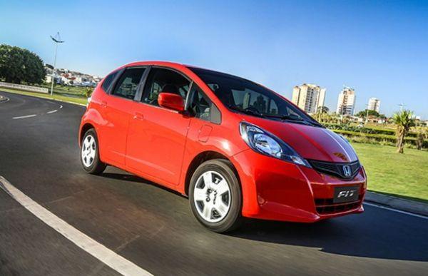 Recall: Honda convoca mais 477 mil unidades de Fit, City, Civic e CR-V