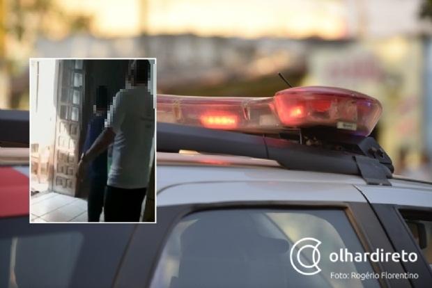 Idosa com problemas mentais é agredida por funcionário de Casa Terapêutica;  veja vídeo