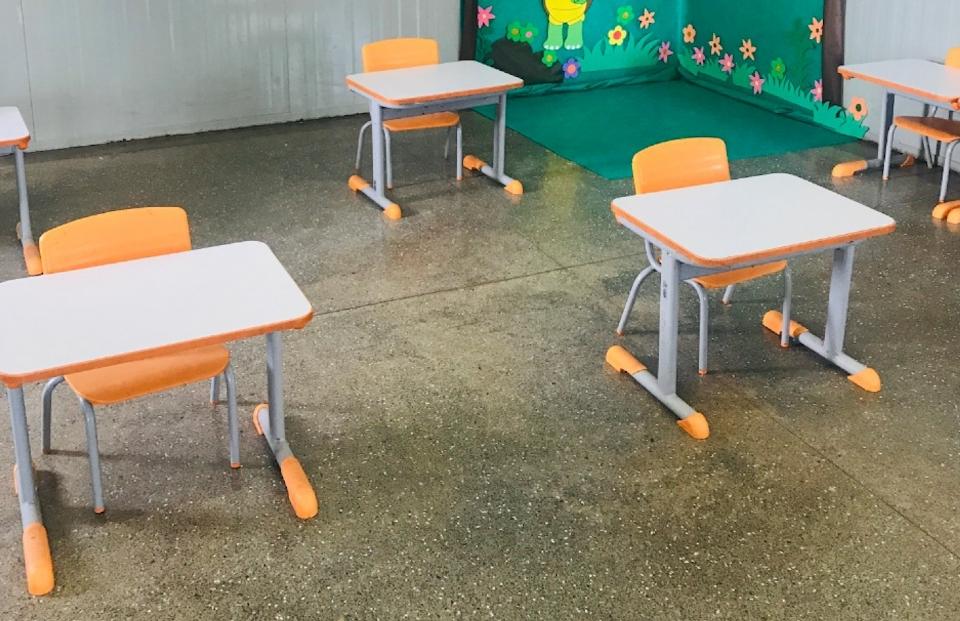 Após 15 meses, alunos de VG voltam às aulas presenciais com escalonamento e outras regras