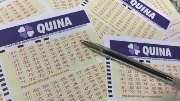 Dois apostadores de Mato Grosso ganham R$ 10 mil em sorteio Quina