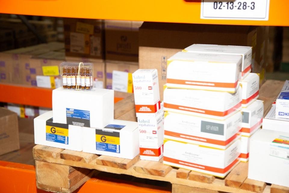 Tribunal de Contas homologa cautelar que impede Prefeitura de Cuiabá de descartar medicamentos vencidos
