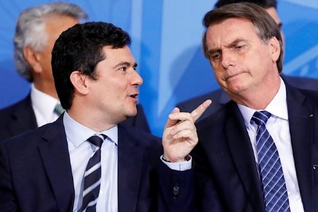 Ministro Sérgio Moro pede demissão do governo Bolsonaro após demissão de chefe da PF