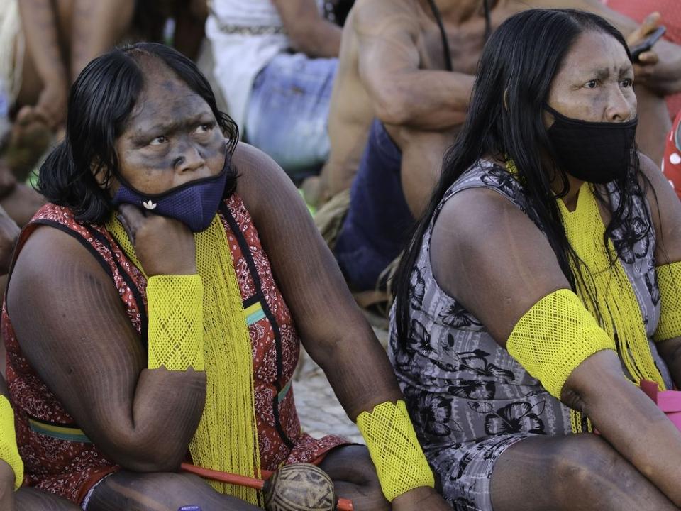Indígenas de MT se unem a mobilização contra tese que pode mudar o futuro da demarcação de terras no Brasil