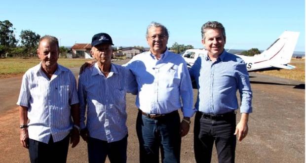 Mauro cobra consciência de eleitor e garante que MT terá alternativas de qualidade