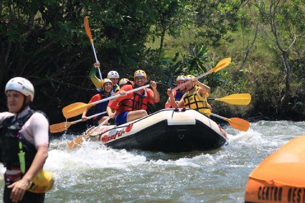 Jaciara: a cidade de MT que aposta no ecoturismo e no turismo de aventura