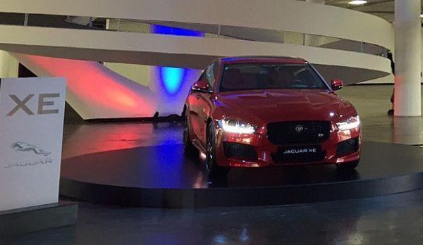 Jaguar XE é lançado oficialmente no Brasil