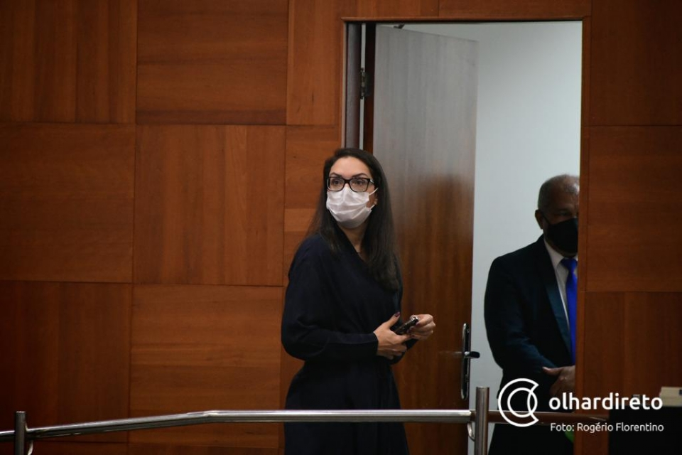 """Janaina afirma que Mauro teve cautela e que RGA superior a 6,05% será """"eventualidade"""""""