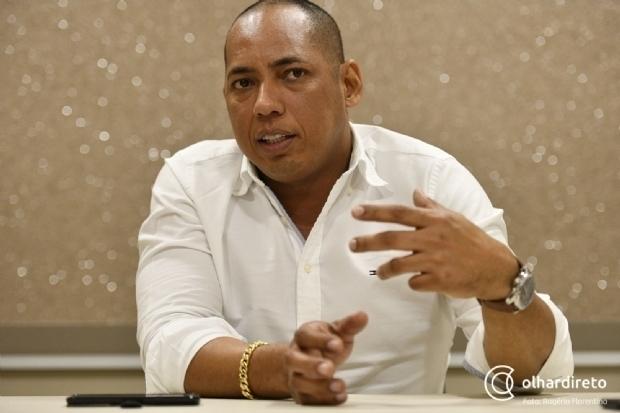 Juca diz que parceria com TCE busca orientação e agradece oportunidade a Guilherme Maluf