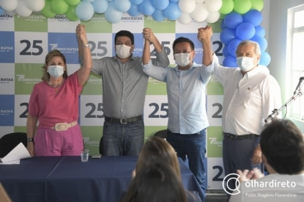 VG anuncia construção de novo hospital e pronto socorro; R$ 74 milhões serão investidos em tratamento de água