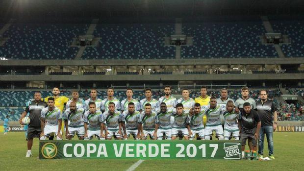 Luverdense segura vantagem, 'cala' Mangueirão e é campeão da Copa Verde;  veja os gols