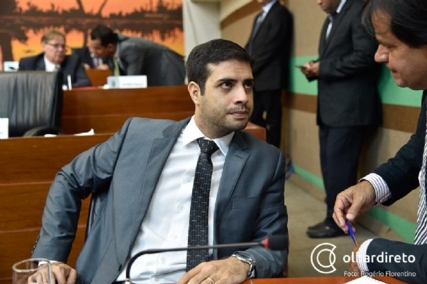 Vereador Lilo Pinheiro presidirá CCJ