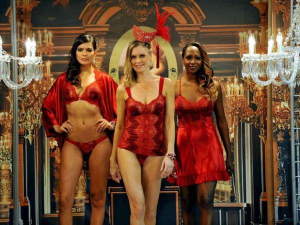 08d799e4b A marca de lingerie leva para a passarela sua coleção Primavera-Verão