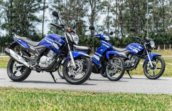 Yamaha lança série especial inspirada em motos de competição