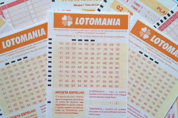 Aposta em Mato Grosso fatura R$ 1,5 milhão na lotomania; veja números sorteados