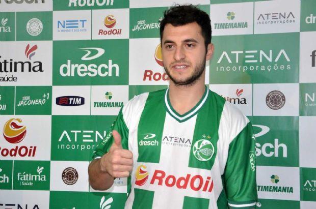 União anuncia contratação de ex-jogador do Milan para temporada 2018