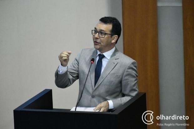 Lúdio volta a criticar salário oferecido por governador a funcionários da Saúde e pede mudança no edital