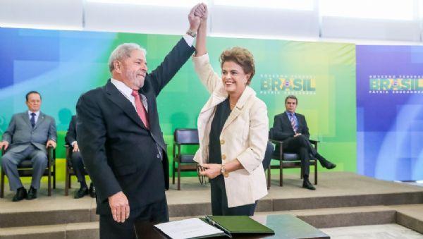 Juiz federal do DF suspende posse de Lula na Casa Civil