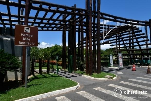 Parque Mãe Bonifácia deve ficar fechado por pelo menos mais 15 dias