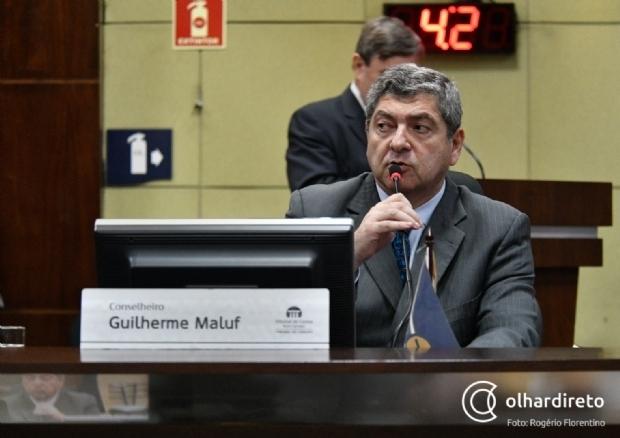 Apenas Guilherme Maluf demonstra interesse em eleição para presidente do TCE