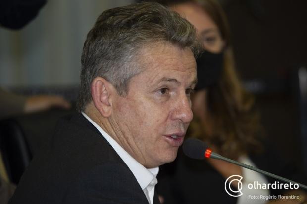 Mauro Mendes deve encaminhar amanhã projeto de lei que isenta pagamento de IPVA
