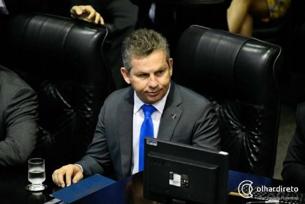Mauro propõe redução de quase R$ 80 milhões no repasse aos Poderes; AL tem maior corte