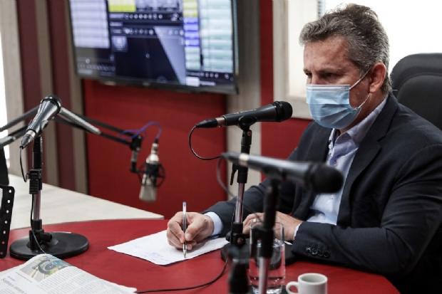 """Mauro faz crítica indireta ao governo federal e diz que Anvisa """"não tem pressa"""" em liberar Sputnik"""