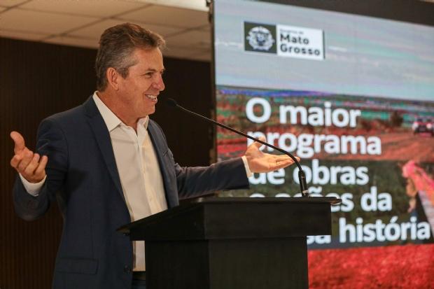 Governador assina ordens de serviço para obras de mais de R$ 620 milhões no Estado