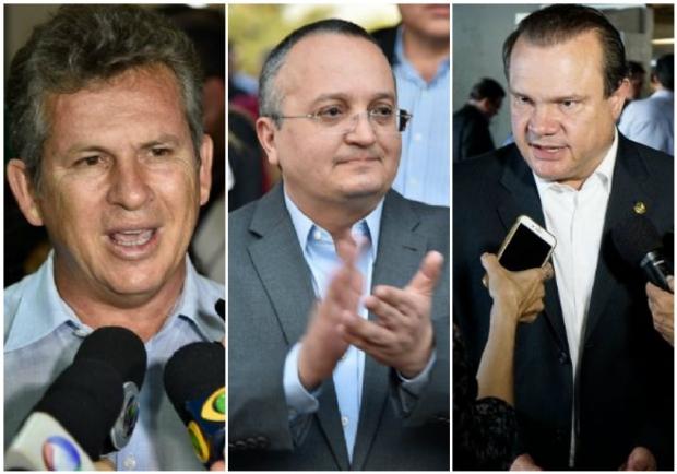 Mauro lidera disputa ao Paiaguás com 23% das intenções de voto; veja índices de rejeição