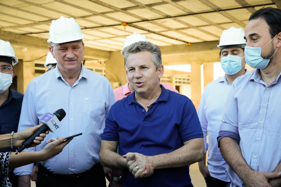 Mauro promete terminar mandato com mais 4 mil vagas no sistema penitenciário e investimento de mais R$ 150 milhões na Segurança Pública