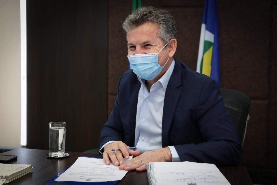 Governador vai à Bolívia participar de Expocruz e Pivetta assume comando do Paiaguás por dois dias