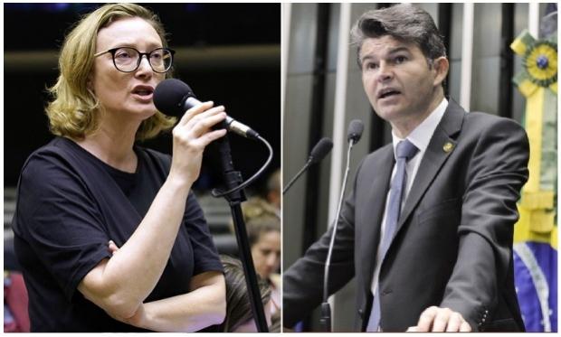 Após ser criticado, Medeiros bate-boca e chama deputada petista de 'Maria do Barraco'