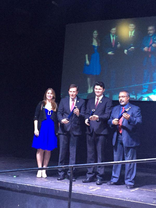 José Medeiros é classificado com um dos 10 melhores senadores do Brasil