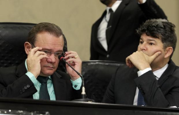 Com três pré-candidatos ao Senado e duas vagas, Fagundes tenta atrair José Medeiros