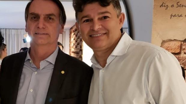 Medeiros desconversa sobre apoio de Bolsonaro a oficial da PM e diz que continua candidato