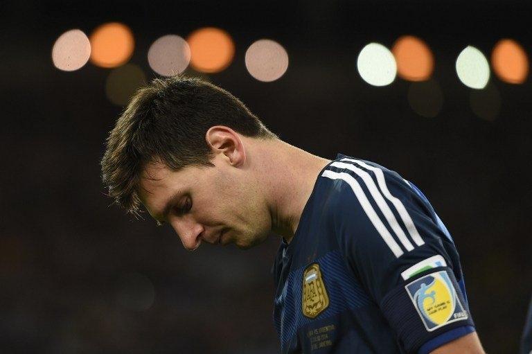 Argentina só jogará
