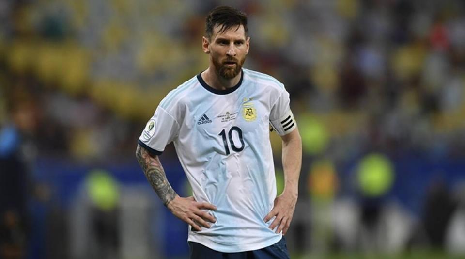 Com jogo em Cuiabá, Messi confessa receio de contrair Covid-19 durante a Copa América