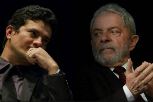 Lula é condenado a nove anos e meio de cadeia por juiz Sergio Moro